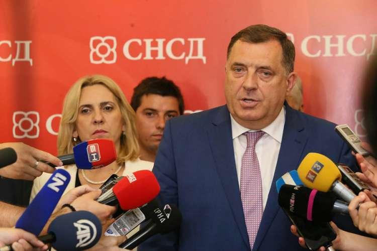 Pobjedom SNSD-a – na nivou BiH biće samo ljudi lojalni Srpskoj