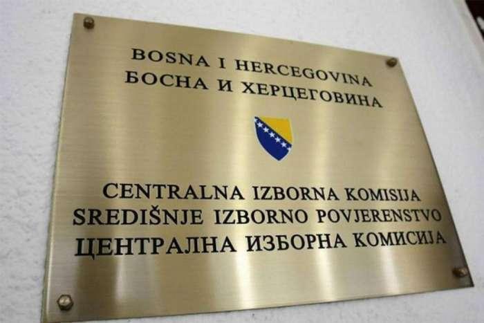 Odbijen upis u izvod Centralnog biračkog spiska za 9.136 birača izvan BiH