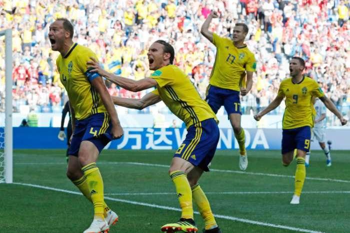 Švedska s penala slavila protiv borbene Južne Koreje