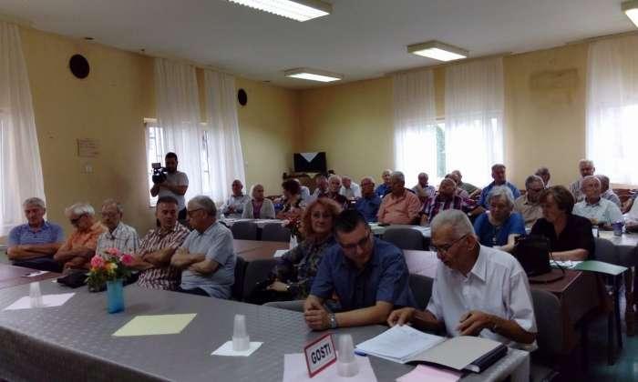 Derventa: Održana Skupština penzionera