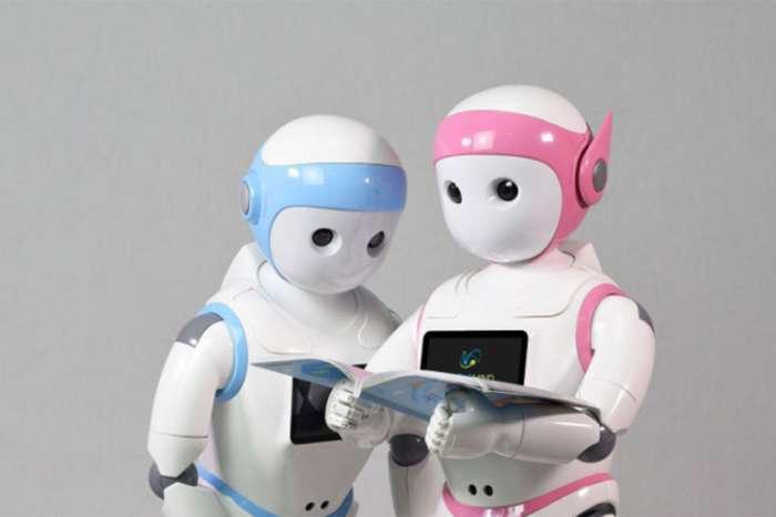 Kineski robot: Učitelj čuva najmanju djecu
