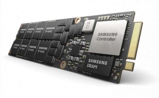 Samsung sprema 8TB NF1 NVMe SSD: PCIe 4.0 uz 3GB/s