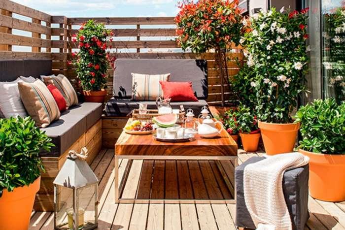 Mali balkonski raj