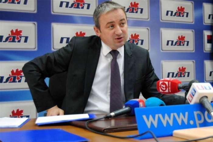 Borenović: Očekujem direktan mandate PDP-a