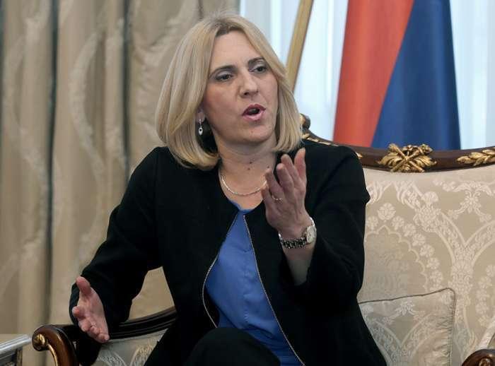 Cvijanović: Orkestrirana kampanja protiv MUP-a izašla iz okvira normalnog