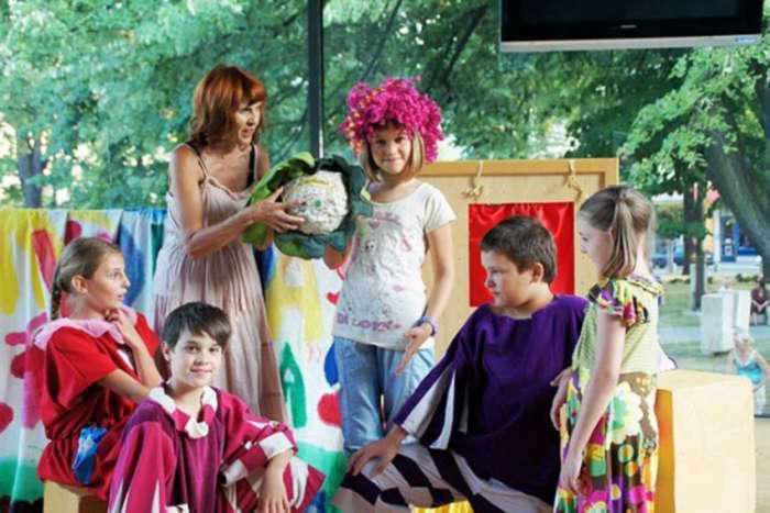 Počinju susreti dječjeg dramskog stvaralaštva