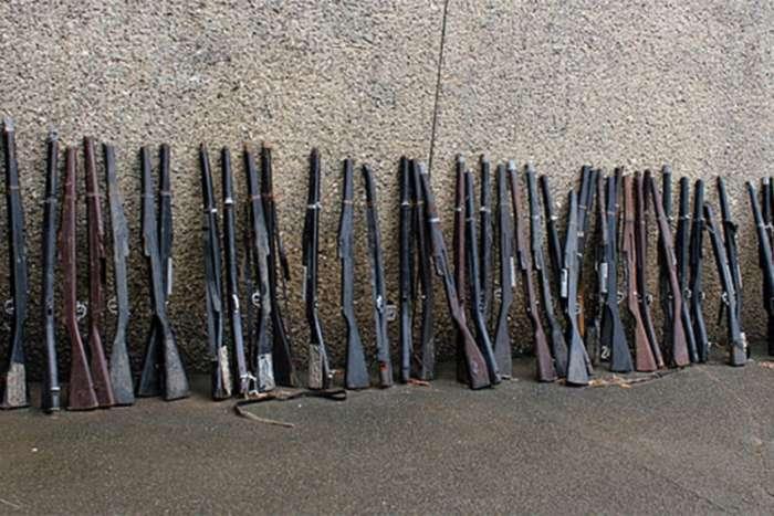 U blizini džamije u Matuzićima pronađeno skladište oružja