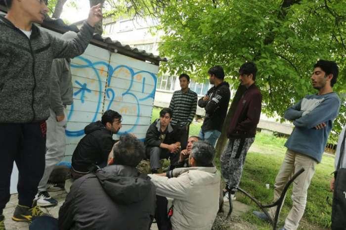 Novi sukob migranata u BiH, jedna osoba izbodena nožem