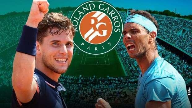 Nadal i Tim igraju za titulu u Parizu