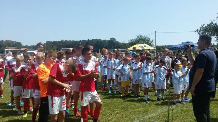 Derventa: U Kalenderovcima u toku 2. Međunarodni fudbalski turnir za dječake i djevojčice (FOTO)