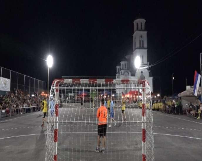 Stanari: Otvoren 23. tradicionalni turnir u malom fudbalu i šahu