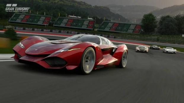 Igra Gran Turismo Sport uskoro dobija sedam novih automobile
