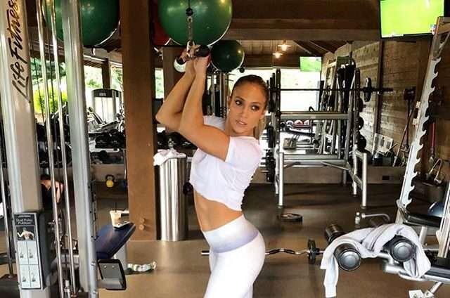 Džej-Lo: Vježbam i kada je vrelo