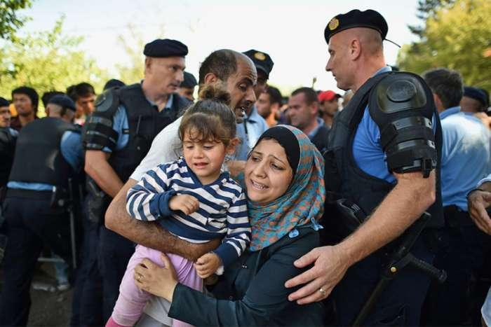 Crveni krst: Hrvatski graničari tuku migrante
