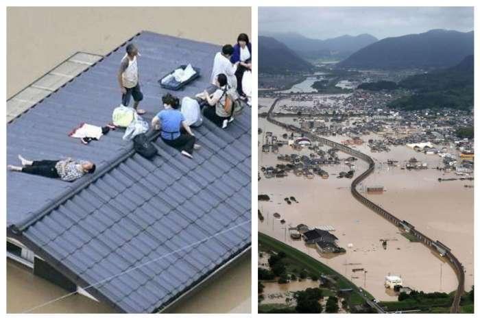 Poginulo 179 osoba u poplavama i klizištima nakon JAKIH KIŠA koje su pogodile Japan
