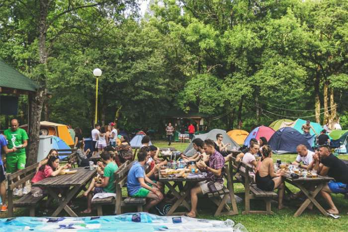 Sutra počinje peti Nektar OK Fest