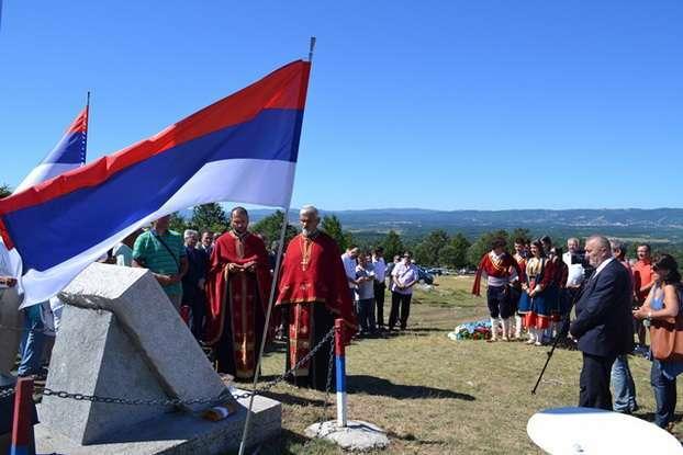 Obilježavanje 143 godine od početka ustanaka u Hercegovini