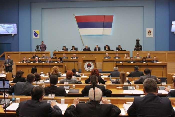 NSRS o Informaciji o Izvještaju Komisije o događajima u Srebrenici