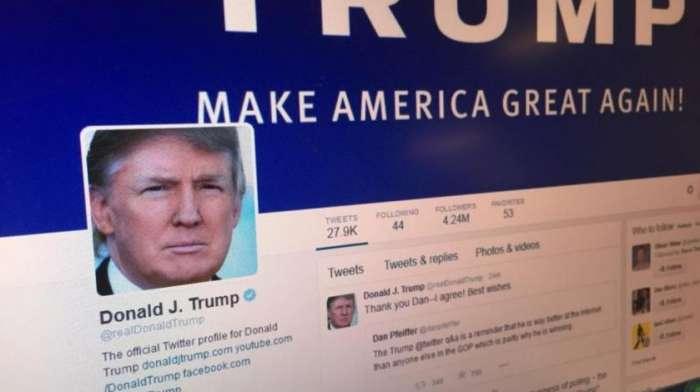 Time objavio listu najutjecajnijih ljudi na internetu, među njima i Trump s 53 miliona sljedbenika