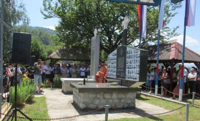 Zalazje: Obilježavanje 26 godina od ubistva srpskih civila i vojnika