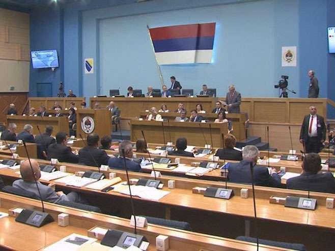 NSRS  usvojila Informaciju o izvještaju Komisije o događajima u Srebrenici i oko nje