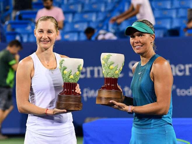 Bertens osvojila WTA turnir u Sinsinatiju