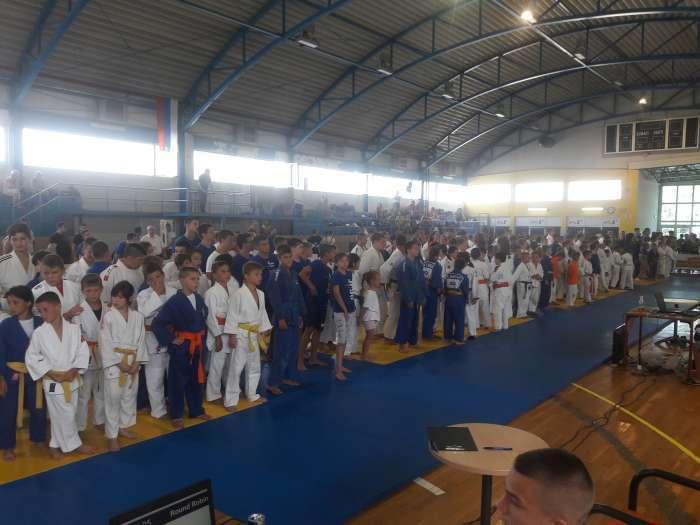 Prnjavor: Otvoren međunarodni džudo turnir