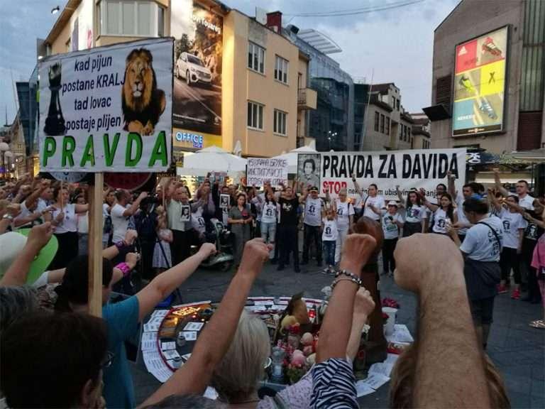 Ratešić: Hapšenje pijuna obmana javnosti