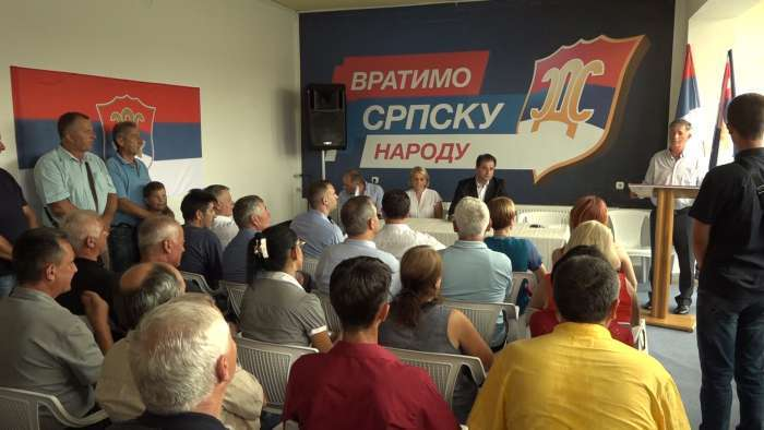 Govedarica: Očekujem dobar izborni rezultat u Čelincu