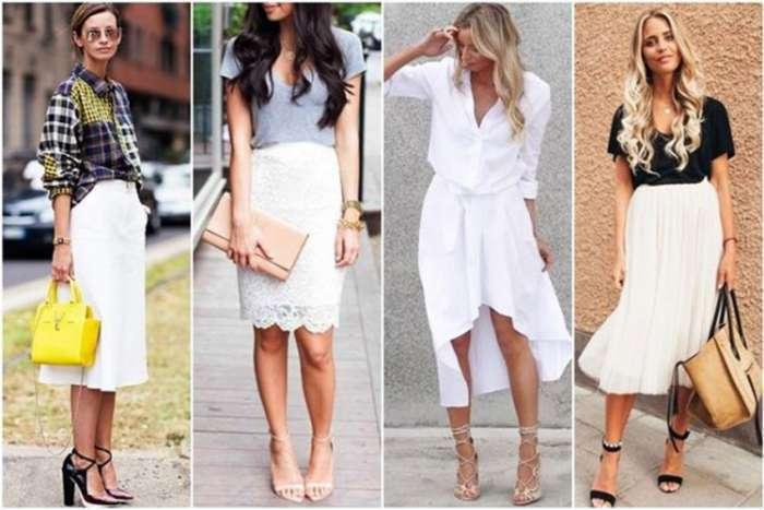 Bijela suknja: Idealan odjevni komad za ljetnje dane