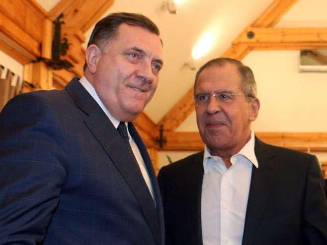 Rusija voljna da se otvori status Srpske