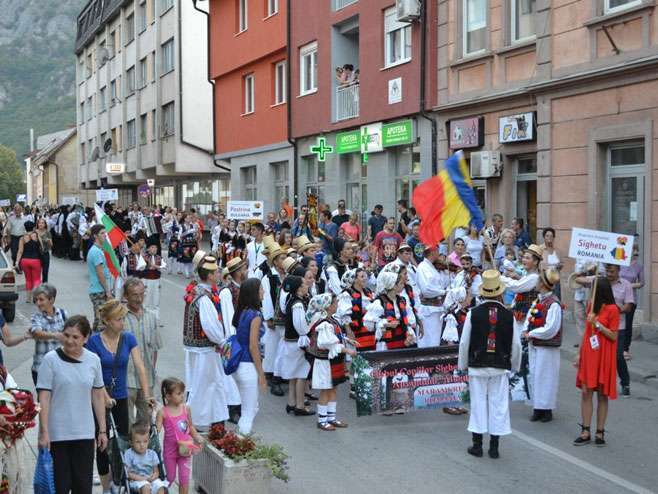 "Festival folklora ""Licidersko srce"" u Andrićgradu"