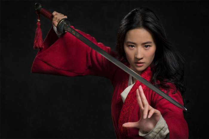 "Osvanule prve fotografije sa snimanja ""Mulan"""