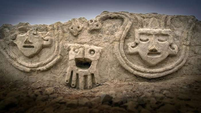 U Peruu otkriven gotovo 4000 godina star zidni reljef