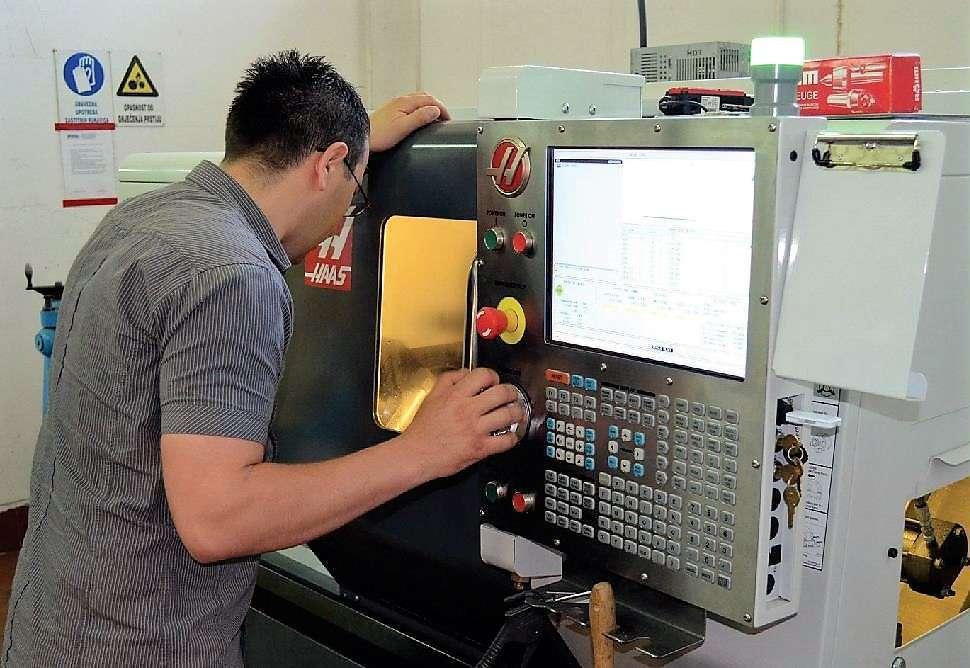 Besplatna obuka za nezaposlena lica iz Prnjavora za CNC operatera