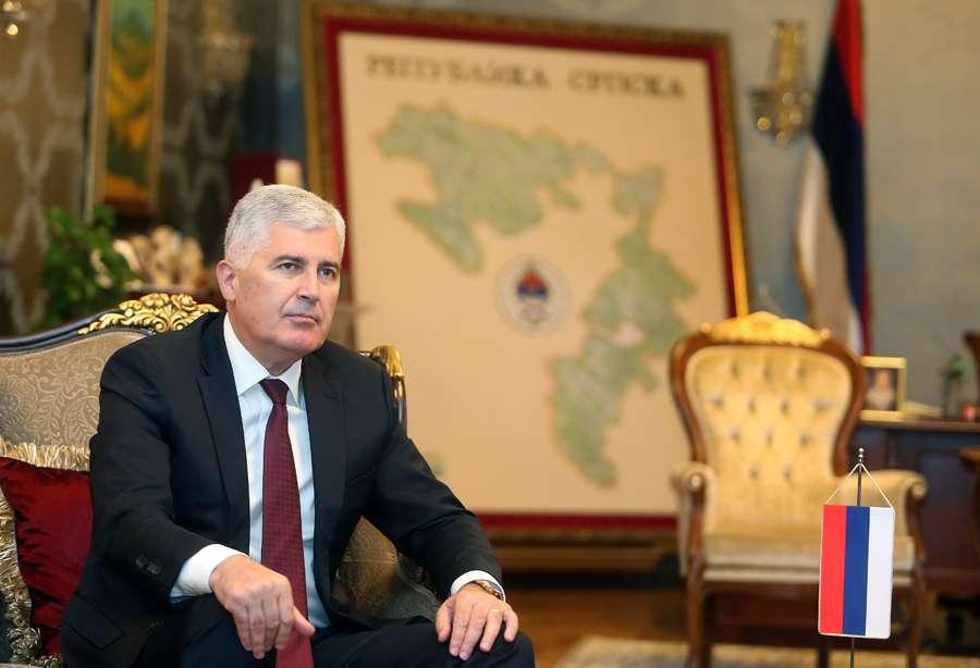 Čović: Trenutno nije moguće implementirati rezultate izbora u BiH