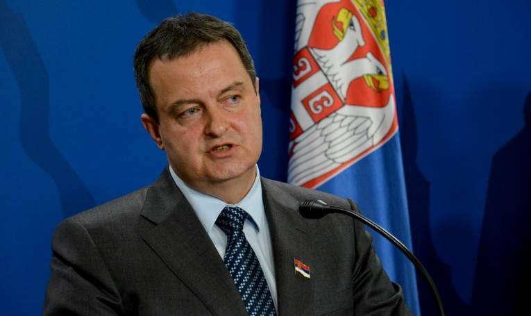 Dačić: Prioritet rješenje Kosova