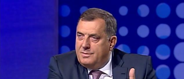 Krivične prijave protiv Dodika