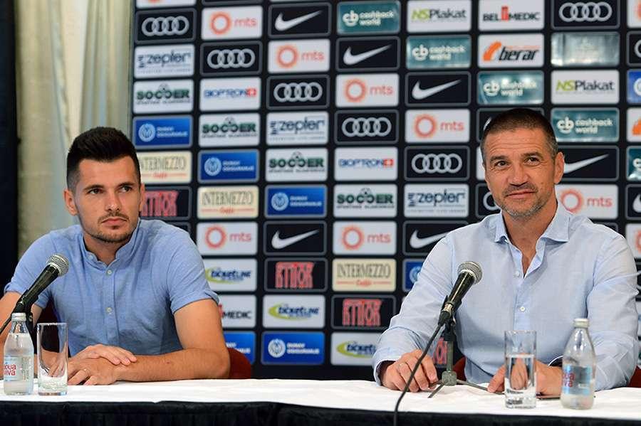Mirković: Svaka pobjeda protiv Zvezde je lijepa