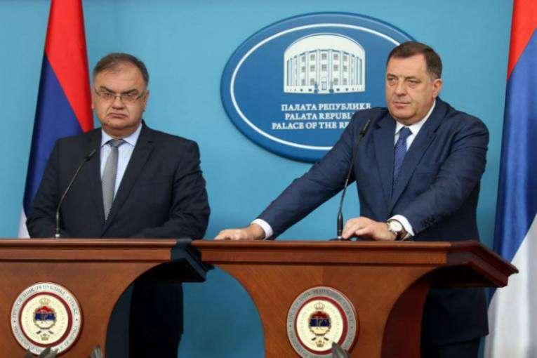 Ivanić prihvata TV duel sa Dodikom da ga prati više medijskih kuća