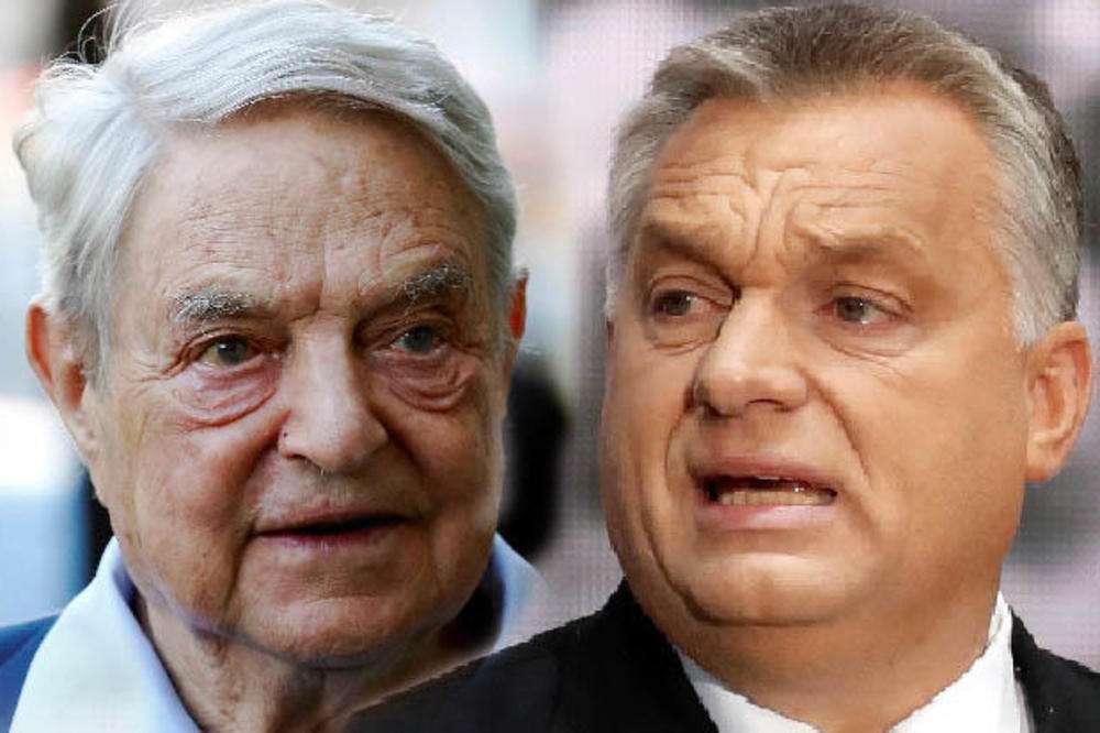 SOROŠ PROTIV ORBANA: Milijarderova fondacija tuži Mađarsku Evropskom sudu za ljudska prava