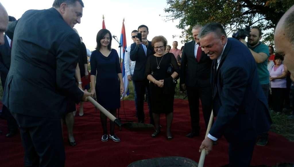 Dodik:U Slatinu dolazimo sa obrazom