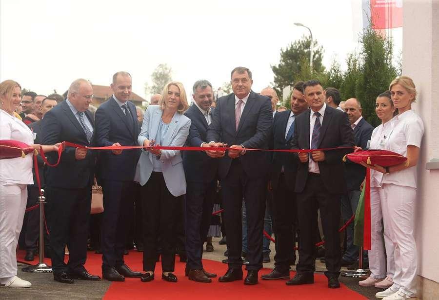 """Svečano otvoreno Sjeverno krilo i obnovljeni Centralni blok UKC RS: """"Sve ono što se radi u Evropi sada se može i kod nas"""""""