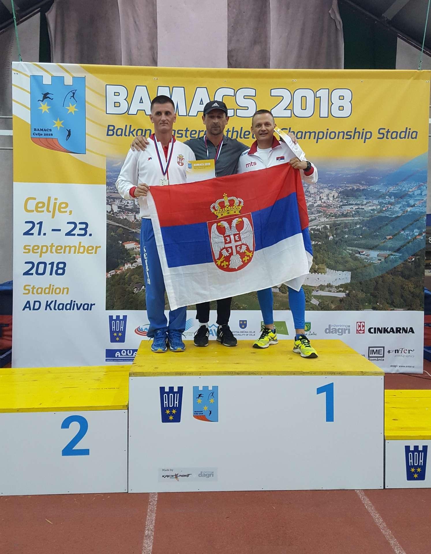 "AK ""San "" Prnjavor: Srebrna medalja za Vrhovca"