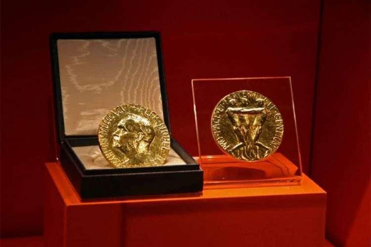 Kalendar Nobelovih nagrada bez književnosti