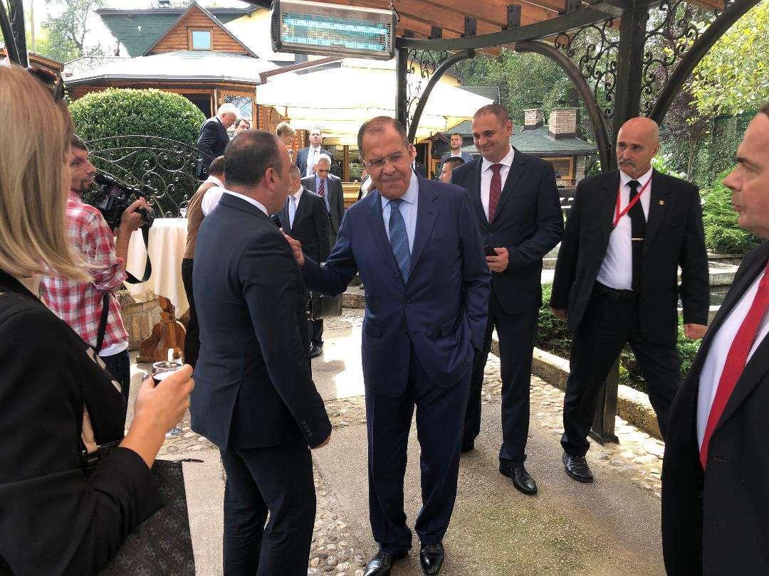 """Crnadak: Lavrov upoznat o """"slučaju David"""""""