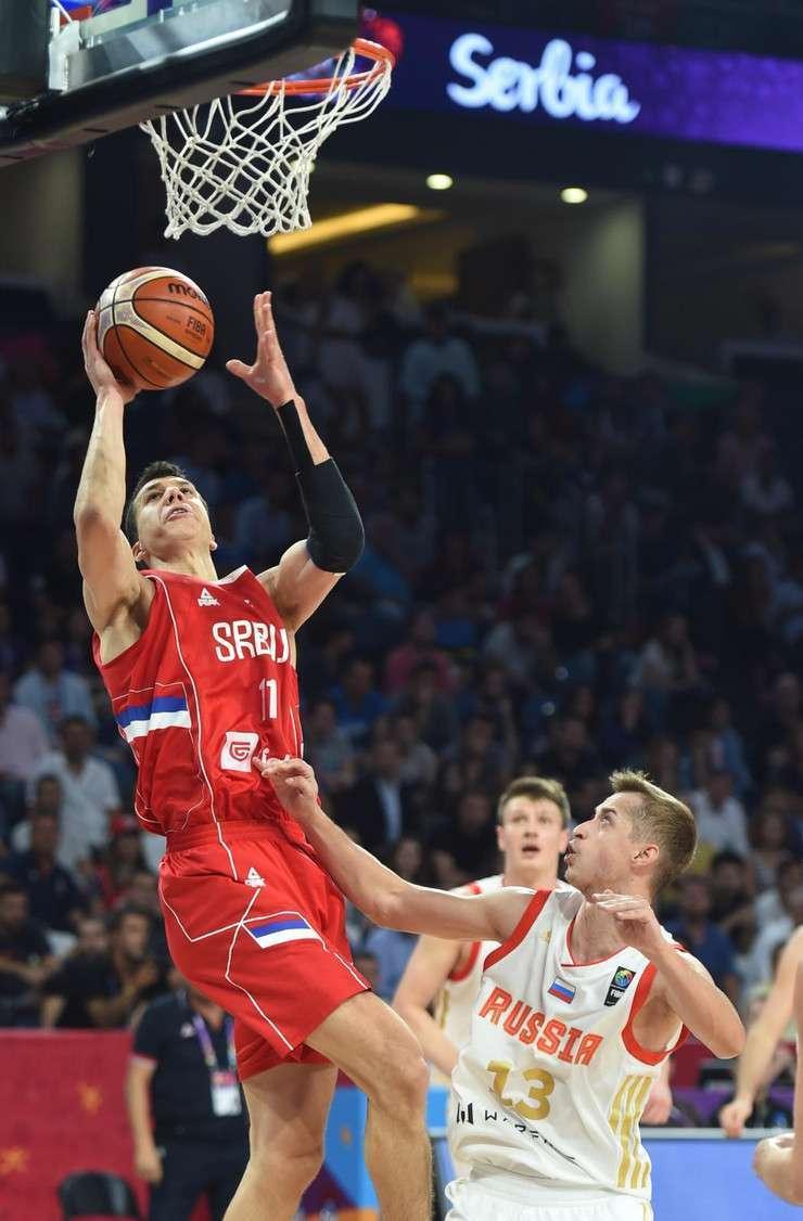 Vladimir Lučić za Blicsport: Sistem FIBA je loš i pogrešan