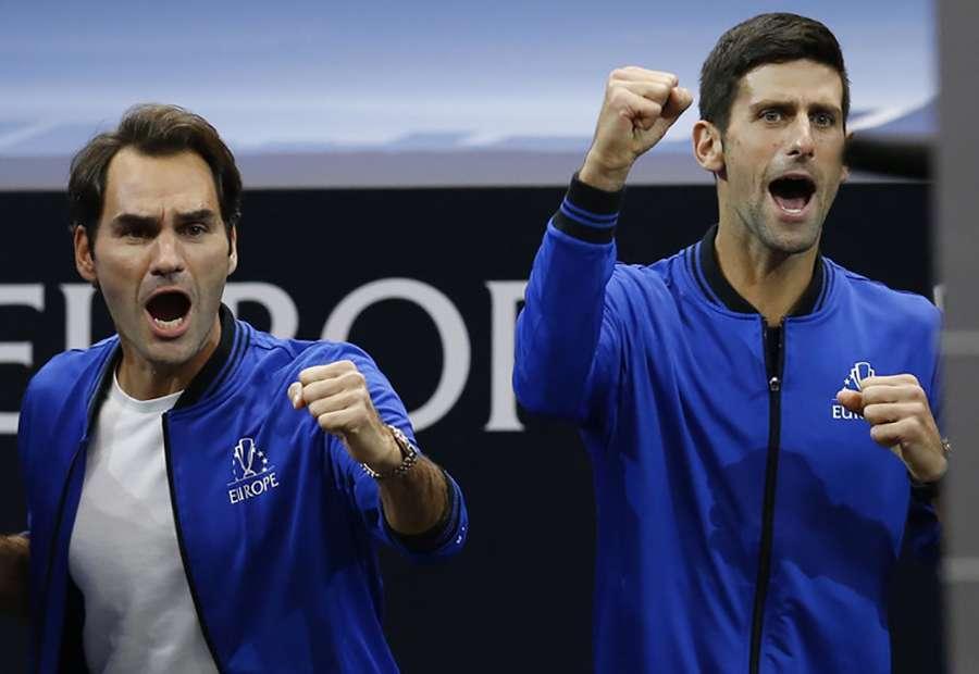 Federer kao novi TRENER ĐOKOVIĆA