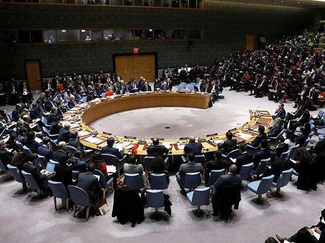 Tramp predsjedava sjednicom SB UN