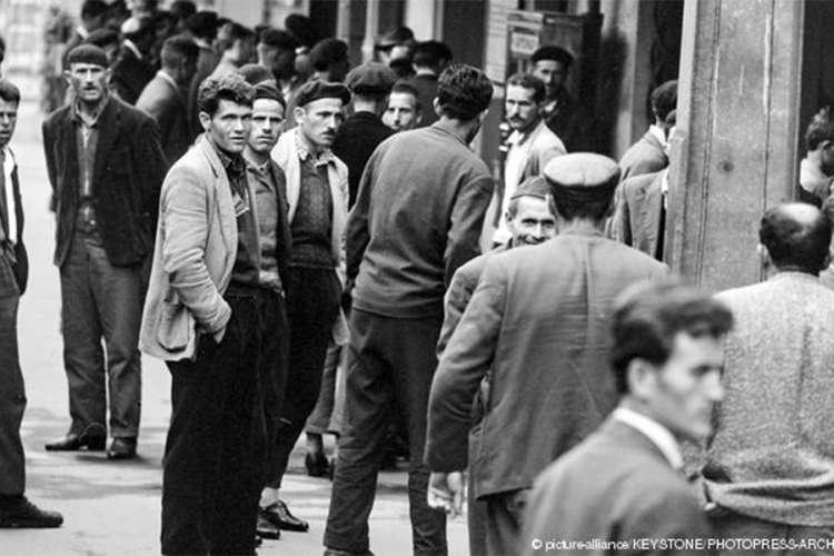 Pola vijeka od prvih Jugoslovena u Njemačkoj